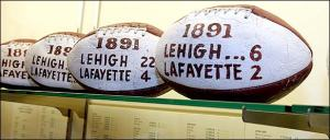 Lehigh:Laugh Footballs