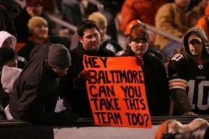 Cleveland to Baltimore