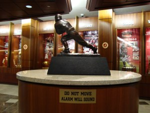 heisman do not move