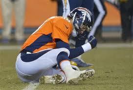Peyton down