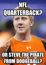 Weeden sucks