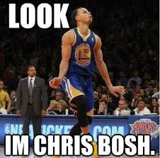look im chris bosh