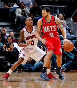 Teague vs Williams