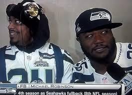 Lynch and Robinson