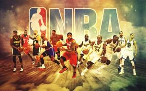NBA montage