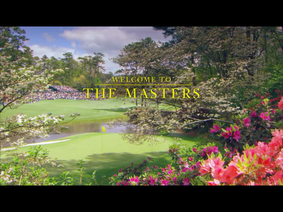 Welcome to The Masters