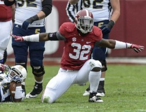 Quick, agile, and smart, Mosely is the new age linebacker.
