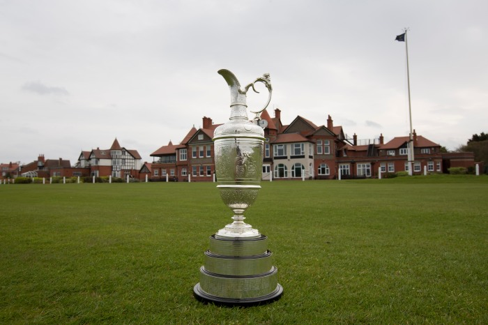 The Claret Jug, the Coolest Trophy in sports