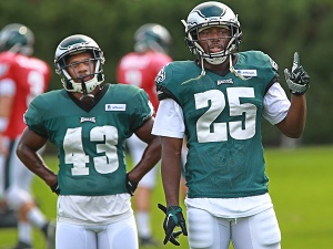 McCoy and Sproles