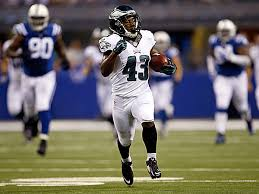 Sproles over Colts