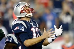 Tom Brady Angry