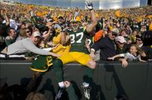 The best in the NFL? Jordy Nelson is pretty darn good.