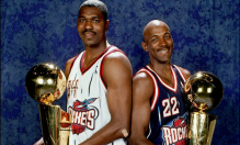 Hakeem and Clyde