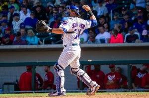 Cubs Catching Prospect Kyle Schwarber