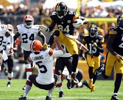 Steeler WR Antonio Brown