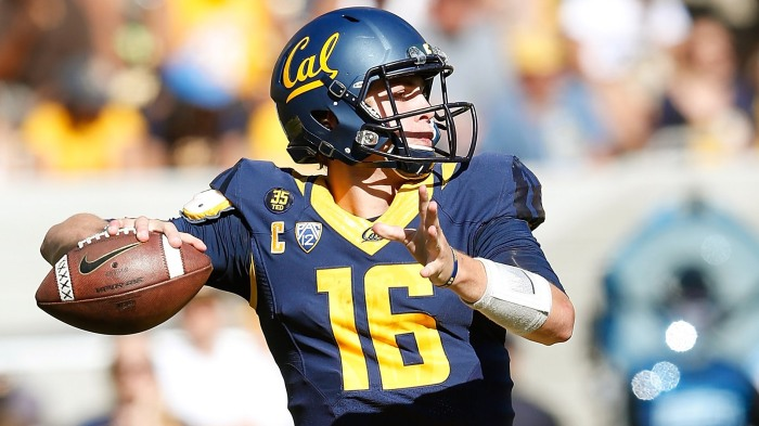 California QB Jared Goff