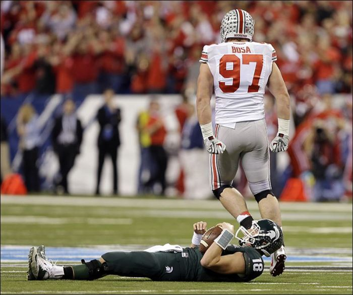 Joey Bosa sack