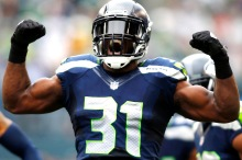 Seattle SS Kam Chancellor is back!