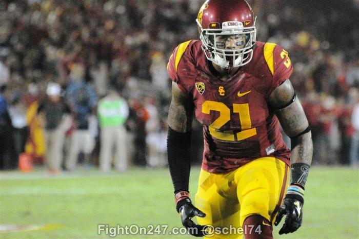 USC Defender Su'a Cravens