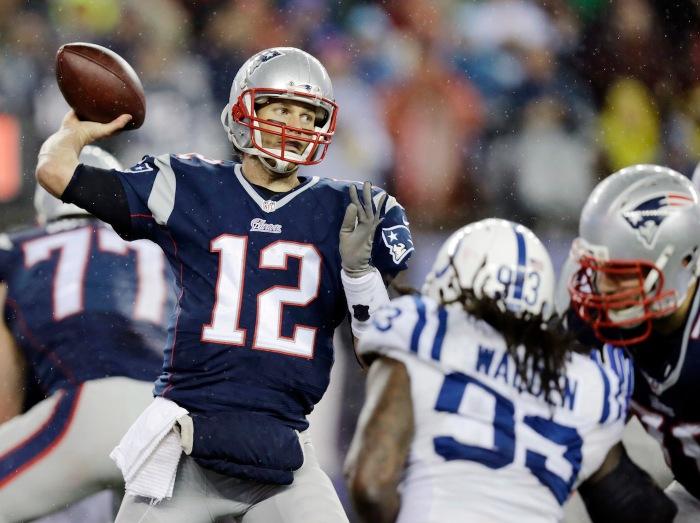 Brady won't be too happy tonight