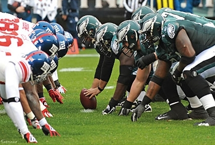 Eagles, Giants, Monday Night... what more can you ask for