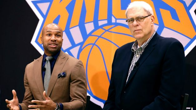 061014-sports-Phil-Jackson-Derek-Fisher-head-coach-knicks.jpg