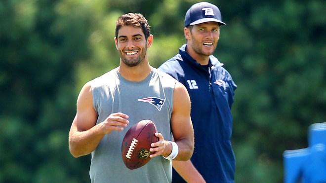 2016 New England Patriots Training Camp