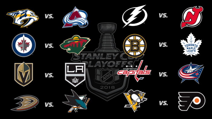 Playoff Matchups 18