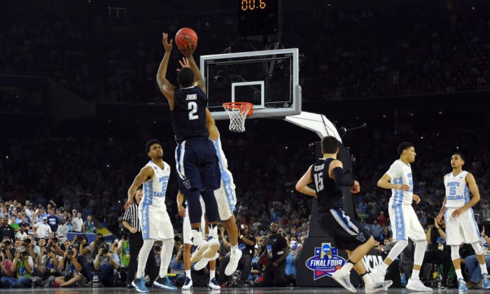 USP NCAA BASKETBALL: FINAL FOUR CHAMPIONSHIP GAME- S BKC USA TX